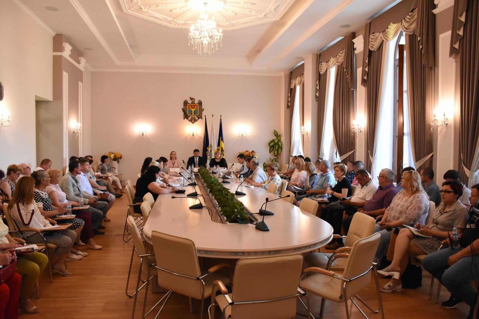 Reprezentanții taberelor de odihnă – la ANSA. Despre ce s-a discutat!