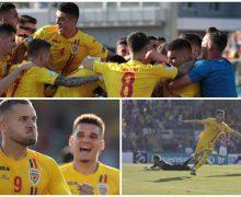 România – Croația 4-1. Victorie fantastică a naționalei de tineret