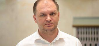 Ion Ceban a plecat, oficial, din Parlament