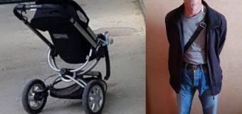 A sustras un cărucior pentru copii din scara unui bloc de locuit. Ce riscă acum!