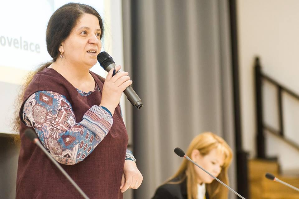 Liliana Nicolaescu-Onofrei: În calitate de ministru, promit că singura politică pe care o voi promova este cea a corectitudinii și profesionalismului