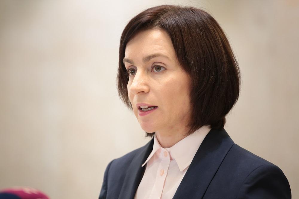 Maia Sandu: În foarte scurt timp, justiția independentă va aplica sancțiunile corespunzătoare