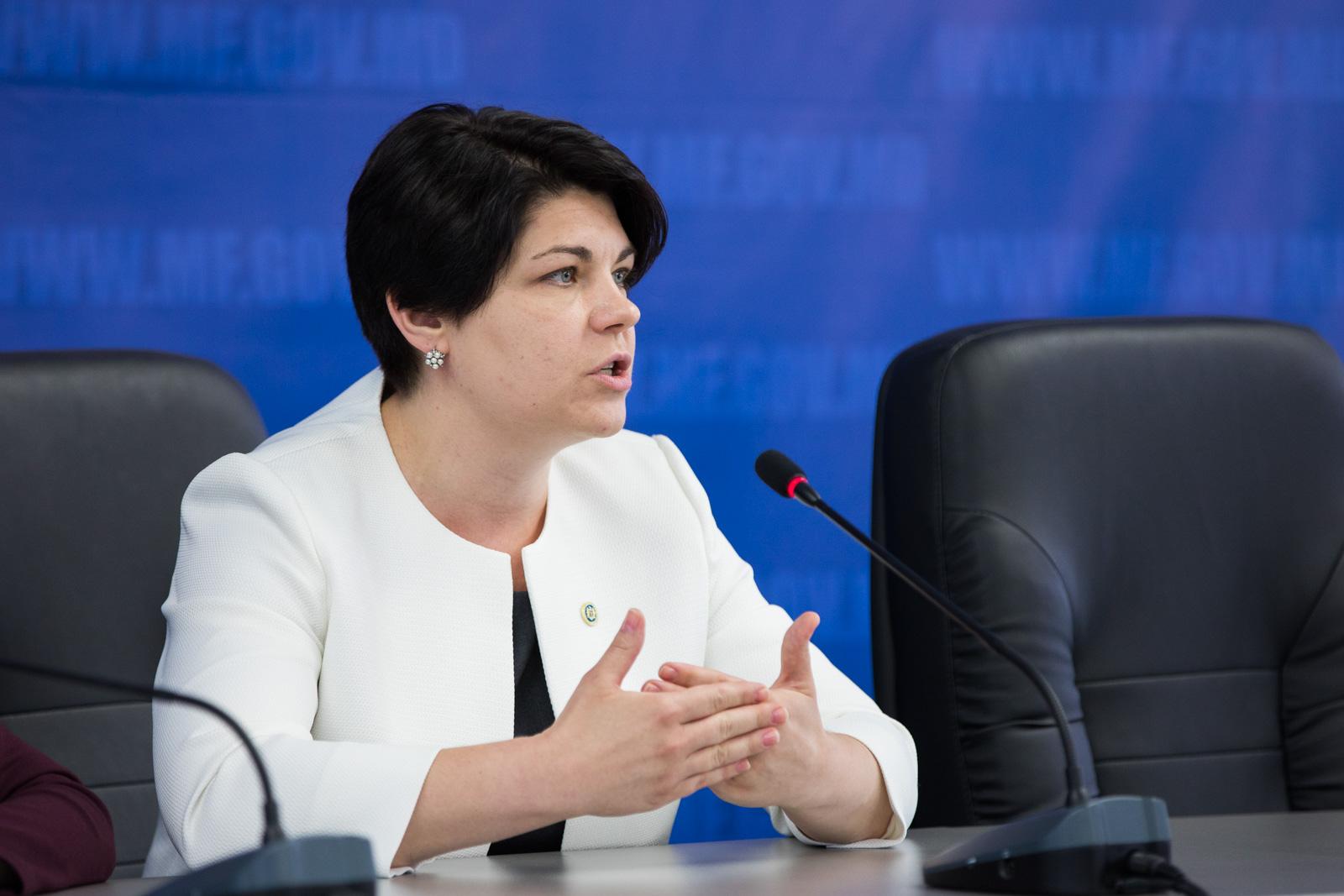 """INTERVIU realizat de Tiberiu Dianu (Washington)// Ministra Finanțelor, Natalia Gavriliţa: """"Pe viitor avem câteva provocări majore"""""""