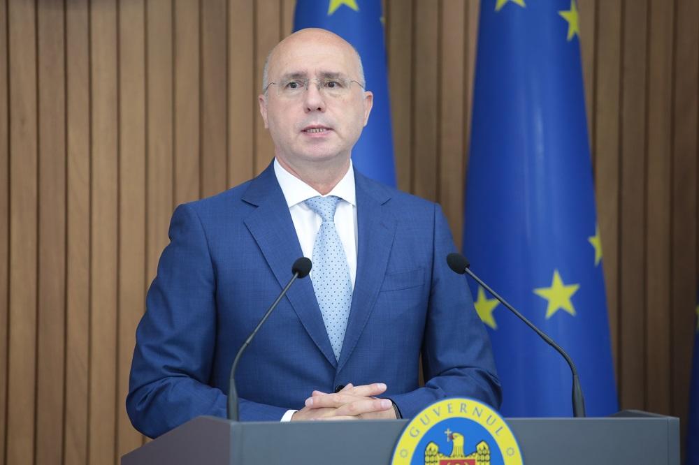 Pavel Filip: Sper că, vom ajunge în ziua în care, această țară își va hotărî singură soarta, dar nu cineva din afara țării