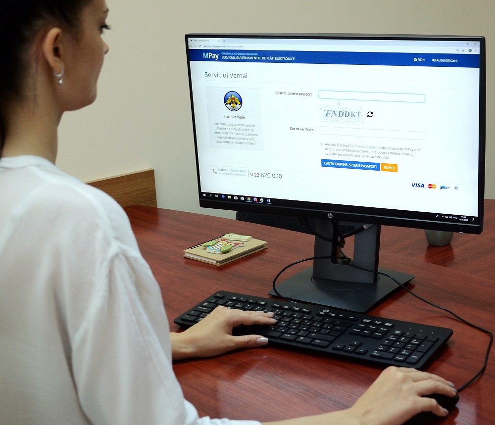 În curând, toate taxele vamale vor putea fi achitate și online
