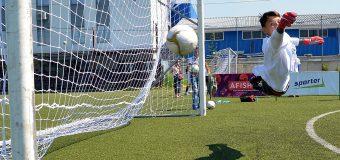 """Circa 100 de portari din țară au participat la turneul """"Bătălia portarilor"""""""
