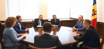 Parlamentari ruși – la întrevedere cu Igor Dodon. Ce au discutat!