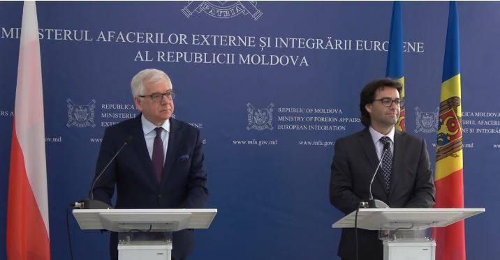 Ministrul de Externe al Poloniei: Sperăm că, programul prezentat de Guvernul Sandu va fi axat pe domeniile sensibile