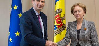 Zinaida Greceanîi: Majoritatea parlamentară va promova proiectele de care are nevoie RM și locuitorii țării