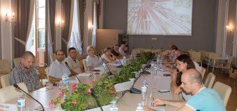 O întrunire cu agenții economici a avut loc la ANSA
