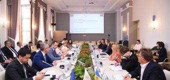 """Reuniune la ANSA: """"Subiectele discutate au o importanță deosebită pentru dezvoltarea continuă a R. Moldova"""""""