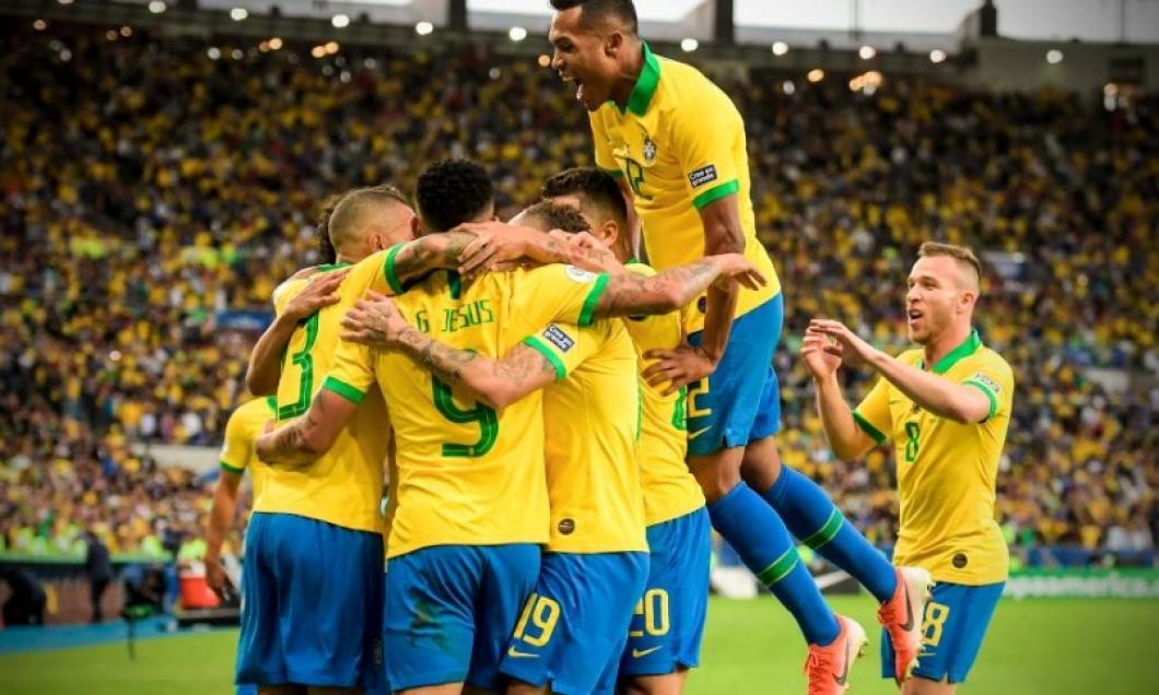 Brazilia a câștigat Copa America, după 3-1 în finala cu Peru