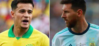 Brazilia – Argentina 2-0. Un nou rateu pentru Messi la națională, în semifinalele Copei America
