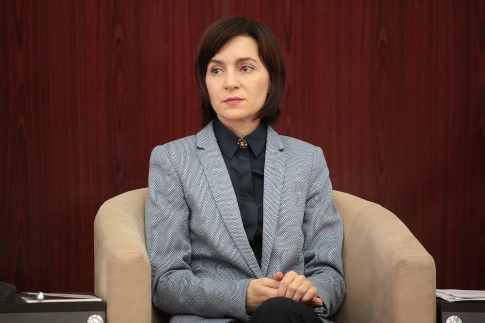 Maia Sandu, despre unul din primele lucruri pe care le va face ajunsă în funcţia de Preşedinte!