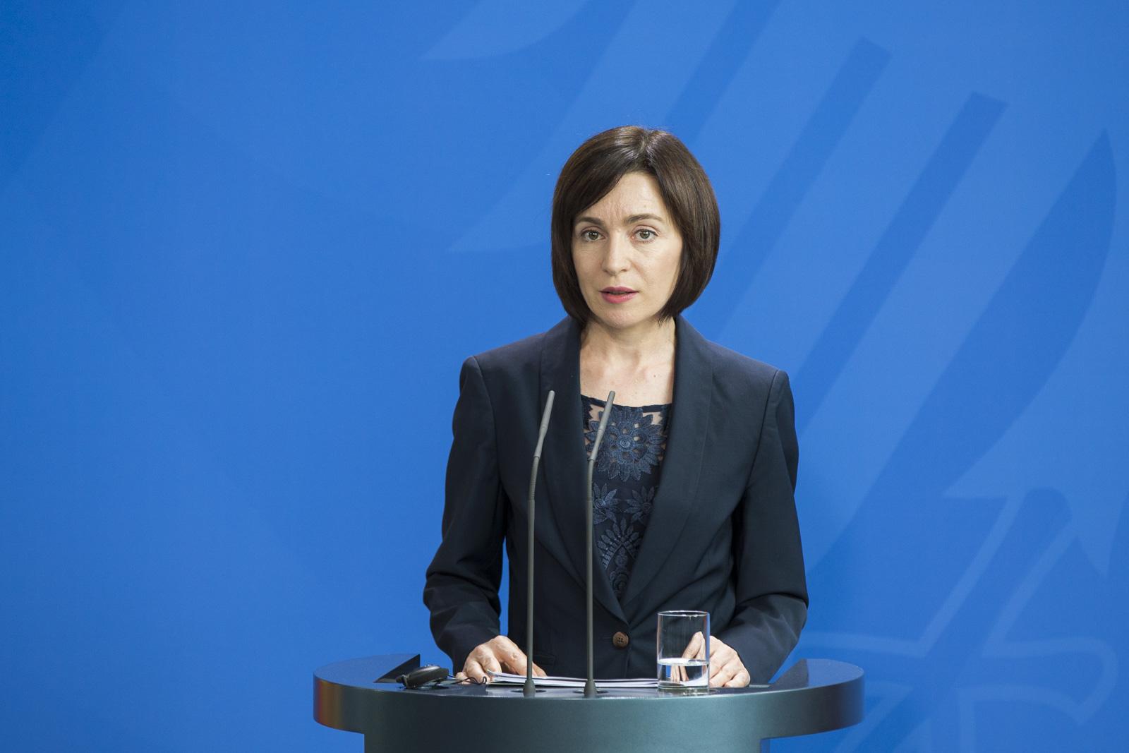 E oficial! Maia Sandu – candidatul PAS la alegerile prezidențiale
