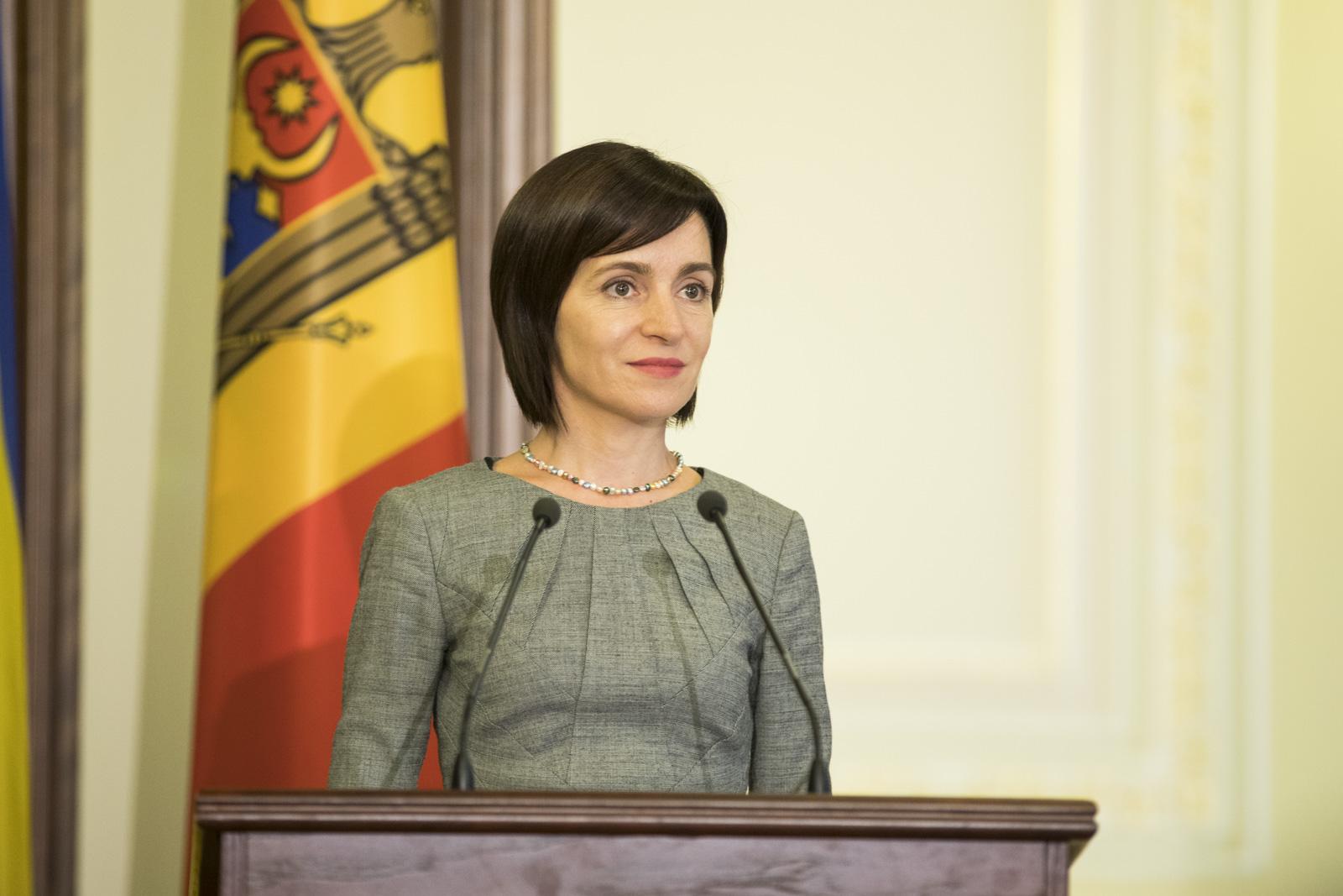"""Maia Sandu, către cetățenii din diasporă: """"Moldova are nevoie de voi"""""""