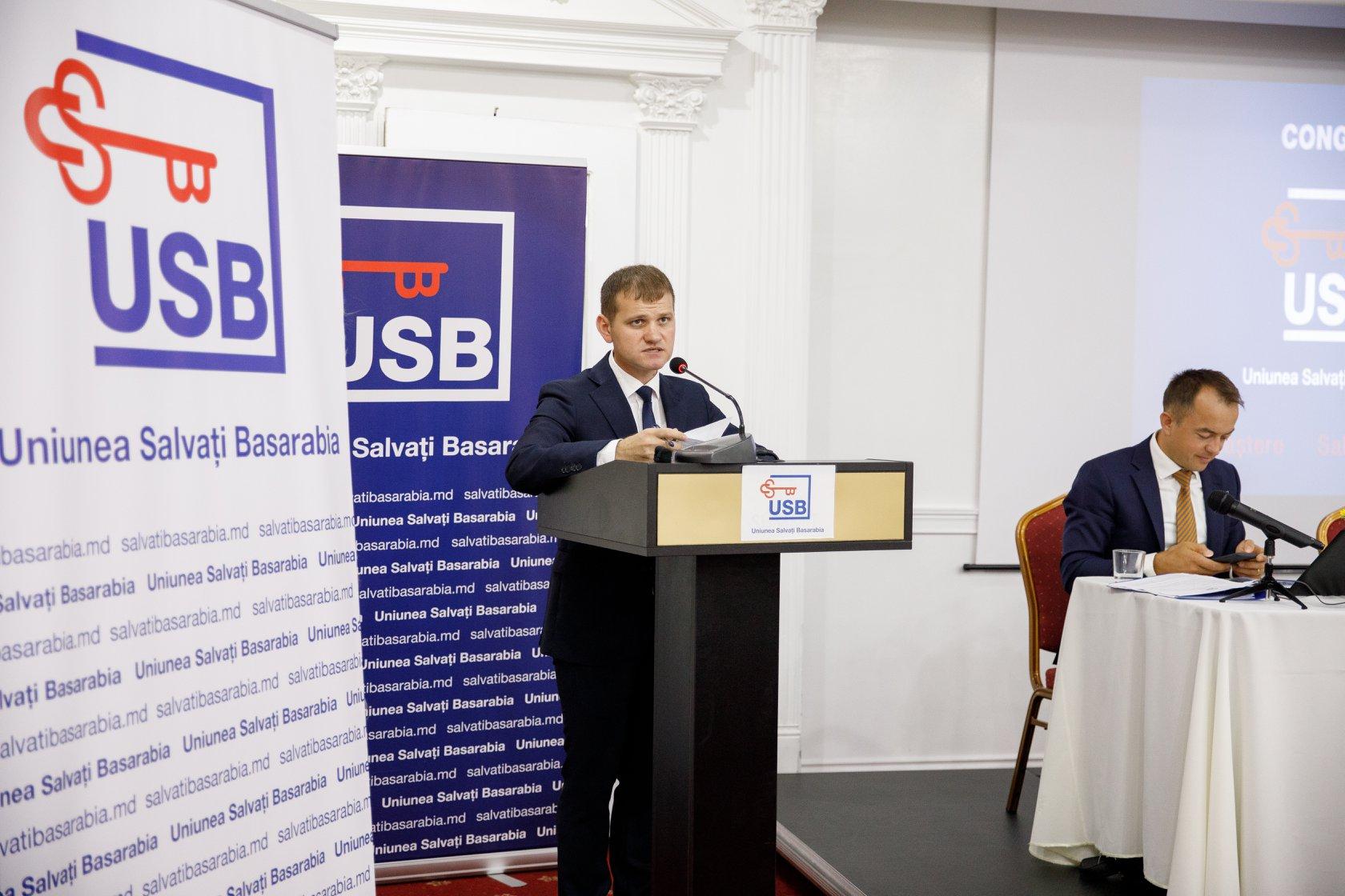 Candidatul USB la șefia Chișinău a depus o contestație pe numele unui contracandidat