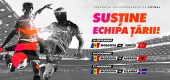 Campanie ce va uni cetățenii în jurul fotbalului! FMF – în acțiune