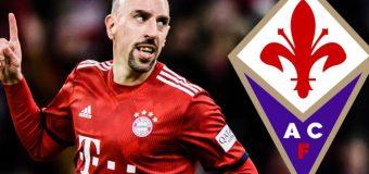 Franck Ribery este noul jucător al Fiorentinei! Reacţia antrenorului Vincenzo Montella