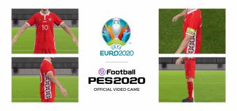 Premieră! Naționala de fotbal a Moldovei – inclusă în jocul PES 2020