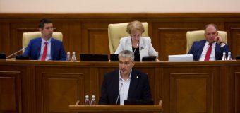 Vicepreședintele Parlamentului – cu o solicitare către Comisia pentru Situații Excepționale