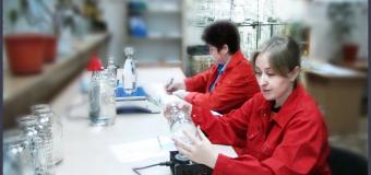 """Indicatori impresionanţi înregistraţi de """"Fabrica de sticlă din Chişinău"""""""
