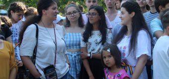 100 de elevi din România se odihnesc la o tabără de vară din Republica Moldova