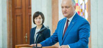 Prezidențiale – turul II: Igor Dodon sau Maia Sandu?