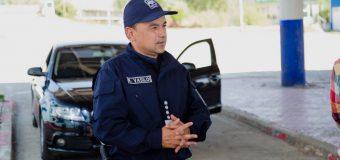 Șeful Poliției de Frontieră – la punctul de trecere Oancea. Scopul vizitei!