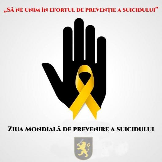 10 septembrie – Ziua Mondială de prevenire a suicidului. Ce trebuie să faci dacă ești martorul unei tentative de sinucid!