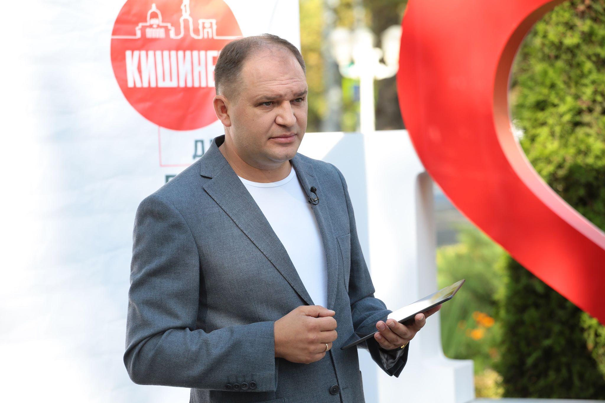 Ion Ceban: Chișinăul are probleme serioase, acumulate de-a lungul anilor