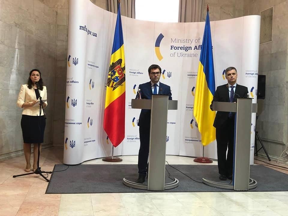 Nicu Popescu: Am convenit să pregătim o nouă vizită în timpul apropiat a premierului Maia Sandu la Kiev