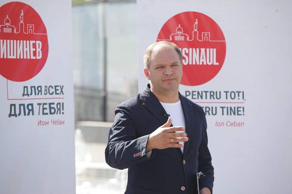 Ion Ceban: Am reușit să îndeplinesc mai multe promisiuni făcute chișinăuienilor