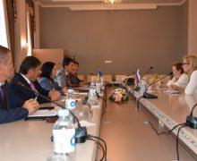 Conducerea ANSA s-a văzut cu reprezentantul Serviciului Federal privind implementarea politicii de stat a Federației Ruse