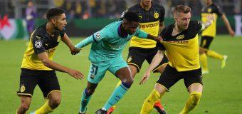 Ansu Fati, un nou record: a devenit cel mai tânăr jucător din istoria Barcelonei în Liga Campionilor
