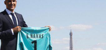 PSG, lovitură după lovitură. Keylor Navas a semnat cu parizienii