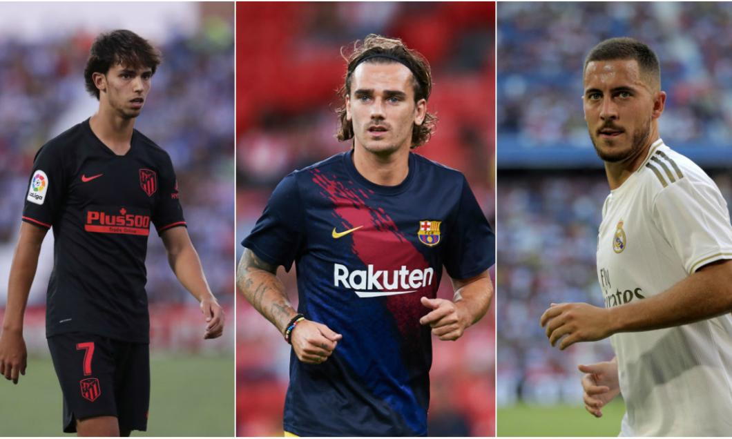 Topul celor mai 10 scumpe transferuri, în fotbal, din această vară