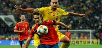 România – Spania 1-2. Tricolorii sunt pe locul 4, în Grupa F. Cum arată clasamentul