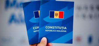 Proiectul de lege de modificare a Constituției a fost votat în lectura a doua