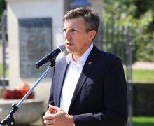 Dorin Chirtoacă consideră că Președintele țării trebuie ales de Parlament