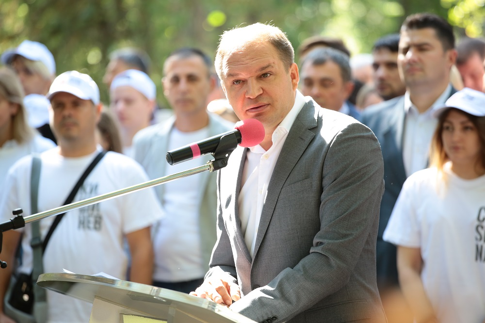 """(VIDEO) Ion Ceban: """"Avem deschiderea conducerii """"Moldovagaz"""" pentru a asigura suburbiile cu gaz"""""""