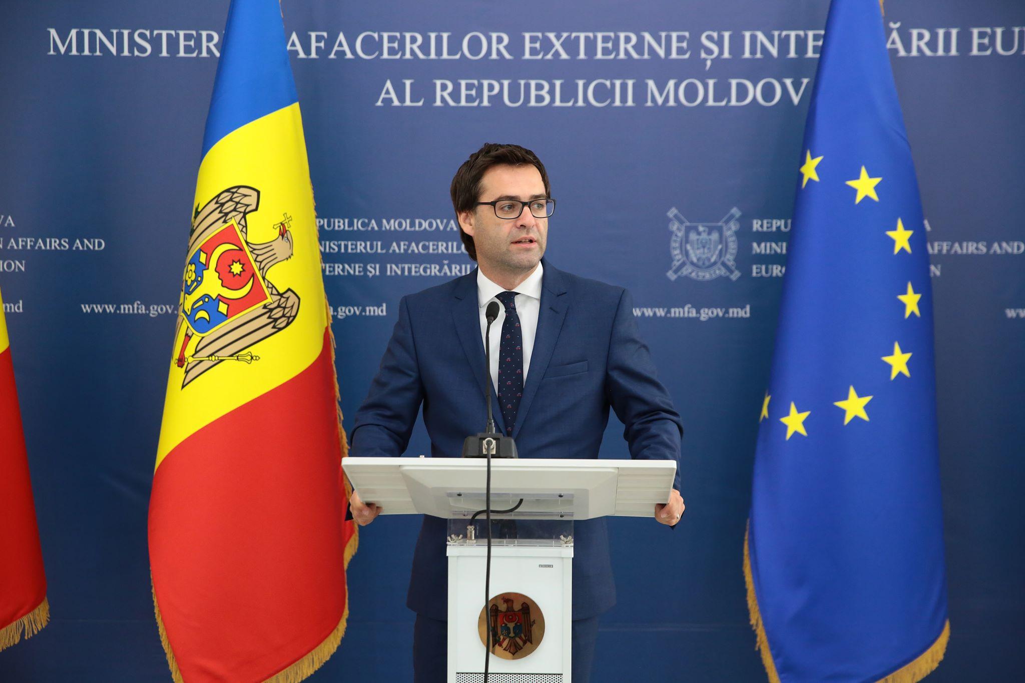 Ministrul de Externe a făcut totalurile vizitelor la Kiev și Moscova