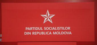 PSRM: Condamnăm subordonarea politică a justiției și utilizarea magistraților în interese politice