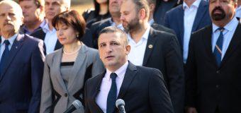 Candidatul Partidului Popular Românesc – cu o totalizare a campaniei electorale