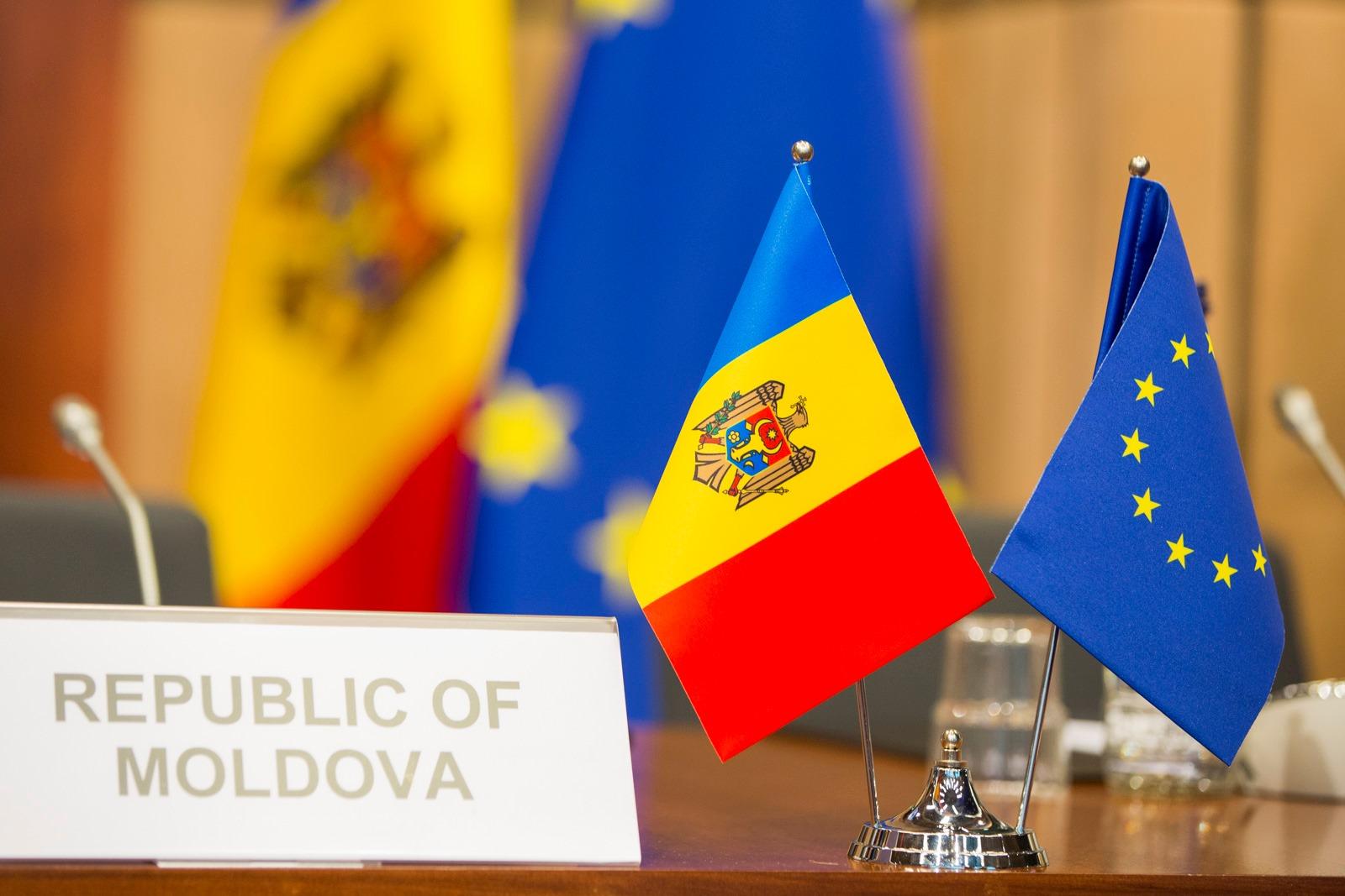O nouă tranșă de suport bugetar de 24,85 milioane de euro pentru Republica Moldova