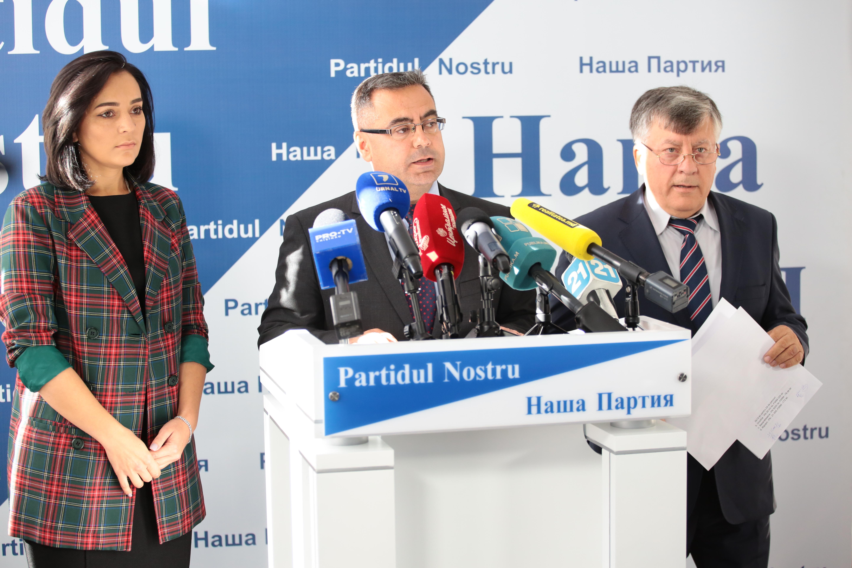 Partidul Nostru a depus o sesizare la CEC: Suntem deja la a 8-a zi, din păcate, CEC nu ne-a dat nici un răspuns