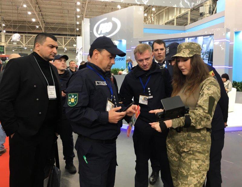 O delegație a Poliției de Frontieră – în vizită de informare la Kiev