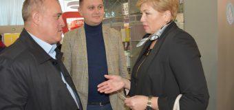 Conducerea ANSA a vizitat o expoziție agricolă