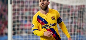 Leo Messi – un nou record în Champions League