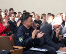 (FOTO) Elevii Centrului de Excelență în Securitatea Frontierei al IGPF au răspuns provocării șefului Poliției de Frontieră